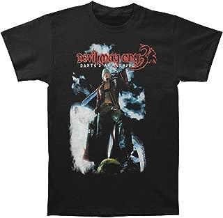 Devil May Cry 3 Mens T-Shirt - Classic Dante US Box Art Image