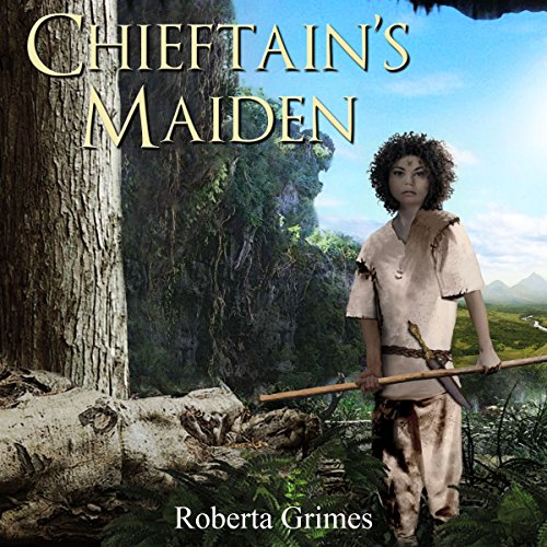 Chieftain's Maiden audiobook cover art