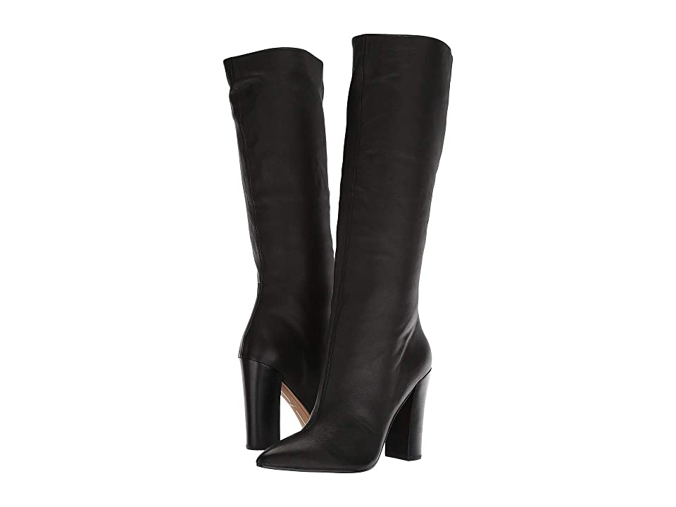 Dolce Vita Elan (Black Leather) Women