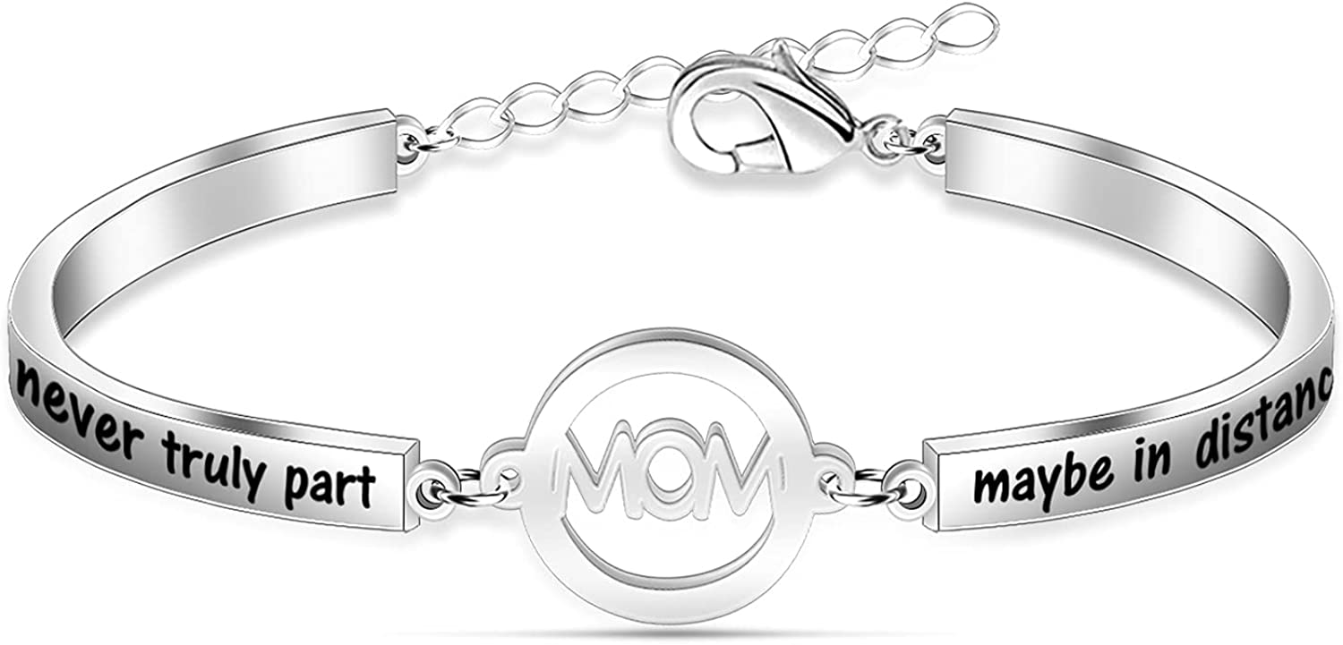 Mother Daughter Bracelet Bonus Jewelry Daught and online shopping Max 89% OFF Mothers