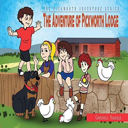 The Adventure of Pickworth Lodge audiobook cover art