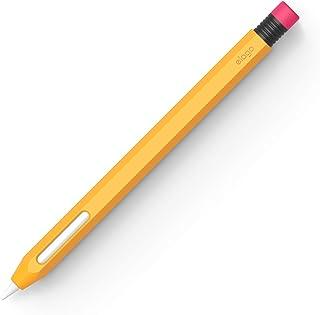 elago Classic Pencil Case Compatibel met Apple Pencil 2e Generatie Cover Sleeve, Duurzaam Silicone, Klassiek Ontwerp, Comp...