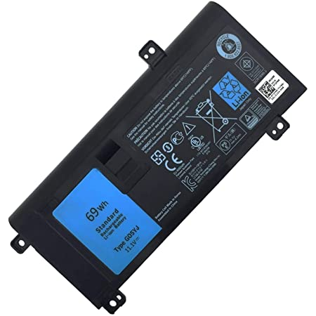 Binger New M14X G05YJ Replacement Laptop Battery Compatible with Dell Alienware 14D-1528 ALW14D Y3PN0 8X70T ALW14D-4828 -(11.1V 69WH)