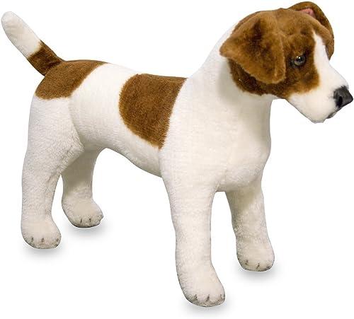 Melissa & Doug   Jack Russel Terrier  Chien   Peluche   3+