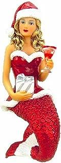 December Diamonds Santa Baby II Mermaid Christmas Ornament Decoration 5555009