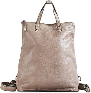 Bull & Hunt 62-SHOPPER BACKPACK - Damen Taschen | Rucksack | Umhängetasche | Shopper - 9029-stone