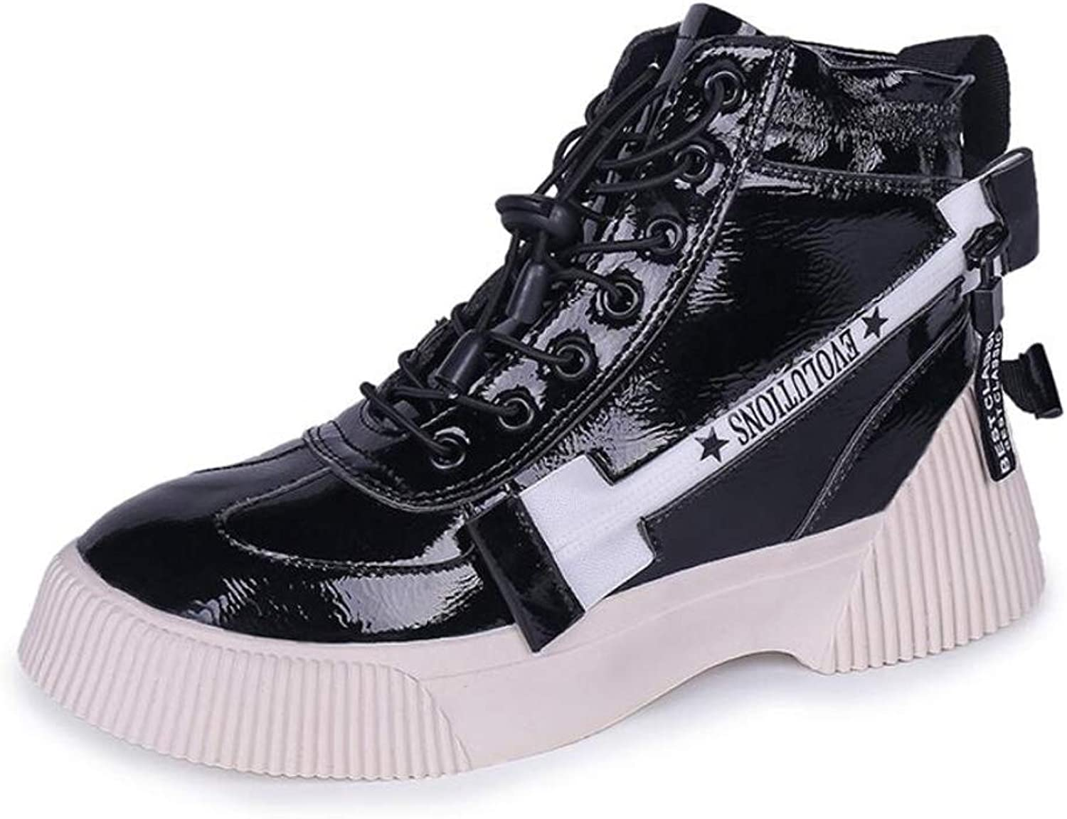 Womens High Top Hip Hop Dance Sneakers Fashion Pop Cool Casual High Top Sneaker shoes