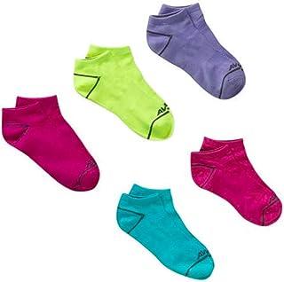 AVIA Ladies Performance Super Soft Low Cut Socks, 5 Pair Shoe Size 4-10 (2 PACK)