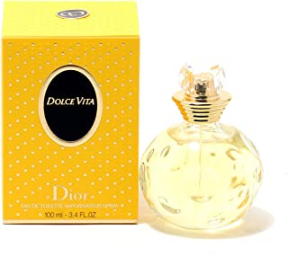 Dolce Vita Ladies By Christian Dior - Edt Spray 3.4 Oz