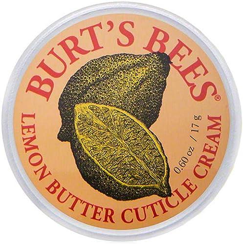 Burt's Bees Cuticle Cream Lemon Butter, 0.6 Oz