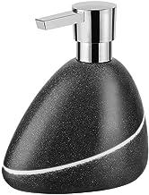 Zeeppomp Marble Pattern Resin Shampoo Liquid Manual zeepdispenser, Badkamer Shower Gel Lotion Fles zeepdispenser 400ml (1...