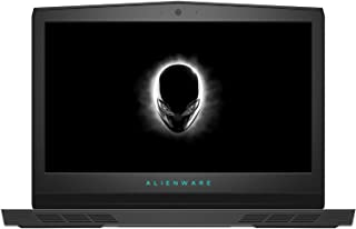 Alienware 17 R5 ゲーミングノートパソコン: Core i7-8750H NVidia GTX 1080 16GB RAM 256GB SSD + 1TB HDD 17.3インチ フルHDディスプレイ G-SYNC