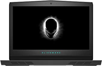 """Alienware 17 R5 Gaming Laptop: Core i7-8750H, NVidia GTX 1080, 16GB RAM, 256GB SSD + 1TB HDD, 17.3"""" Full HD Display with G..."""