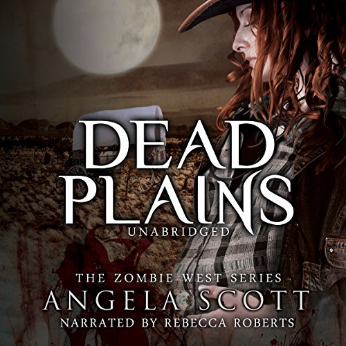 Dead Plains audiobook cover art