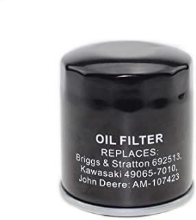 Outdoors & Spares Replaces Stens 120-634 Oil Filter Briggs & Stratton 499532,692513,70185,820314 Club Car 1016467 Cub Cadet 490-201-0001