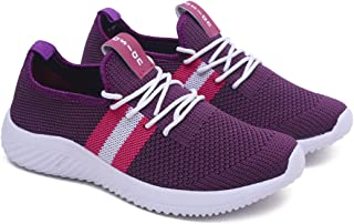 ASIAN Women's (Angel_04) Running Shoes for Women I Sport Shoes for Girl with Eva Sole for Extra Jump I Casual Sneaker Shoe...