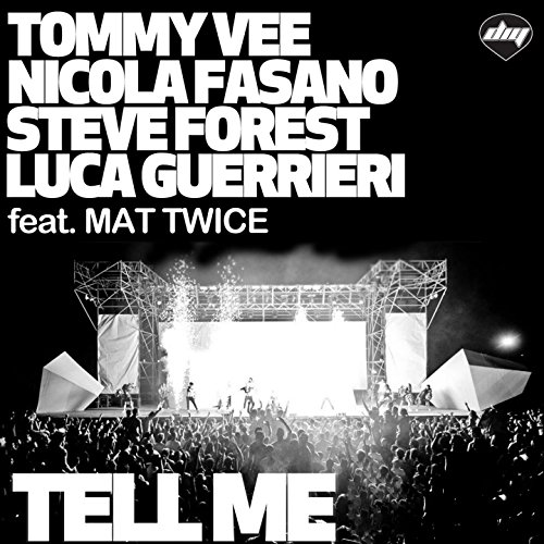 Tell Me (feat. Mat Twice) [Luca Guerrieri Vocal Mix]