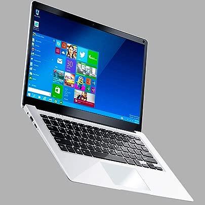 CXZC Wei  14 quot Win10 Z8350 Quadcore-Netebook-Tabellen  64 GB Laptop 1 3 Millionen Pixel WiFi-Computer f r das Lernen von B roangestellten integrierte Grafik