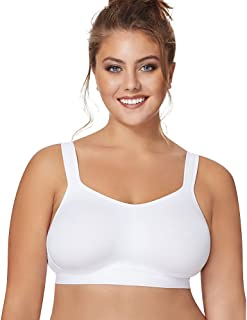 Active Lifestyle Wirefree Bra, White, 46D