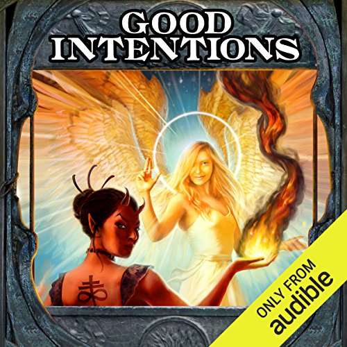 Page de couverture de Good Intentions