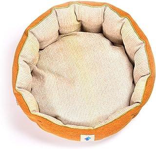 Laishutin Cama del Animal Doméstico Pet Nest Kennel Cat Litter Cómoda y cálida casa de Perro Uso en Interiores, Exteriores...