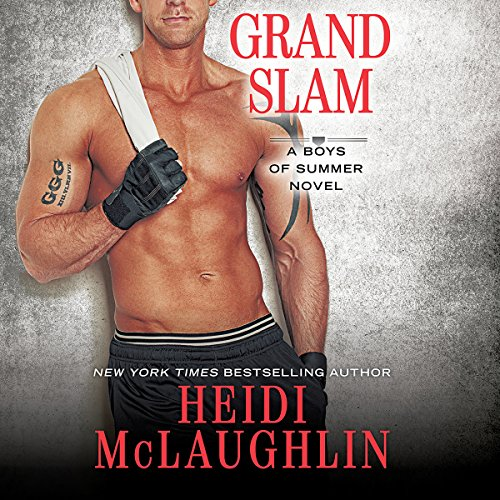 Grand Slam audiobook cover art