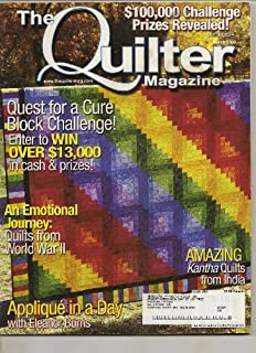 The Quilter Magazine, March 2006 (Issue number 110)