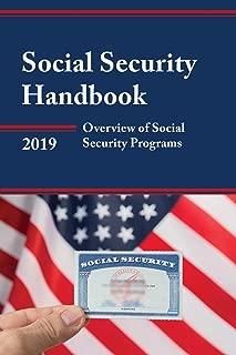 Social Security Handbook 2019: Overview of Social Security Programs
