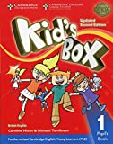 Kid's box. Level 1. Pupil's book. British English. Per la Scuola elementare. Con e-book. Con espansione online. Con libro: Pupil's book