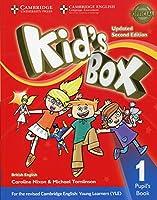 Kid's Box Level 1 Pupil's Book British English (Kids Box)