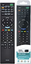 AZMKIMI RM-YD040 RM-YD035 RM-YD047 Universal Remote Controller Replacement for Sony TV KDL-32EX405 KDL-32EX605 KDL-32EX607 KDL-32EX705 KDL-32EX707 KDL-32EX715 KDL-32EX717 KDL-40BX405 KDL-40EX405