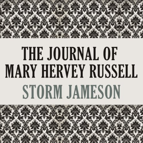 The Journal of Mary Hervey Russell audiobook cover art