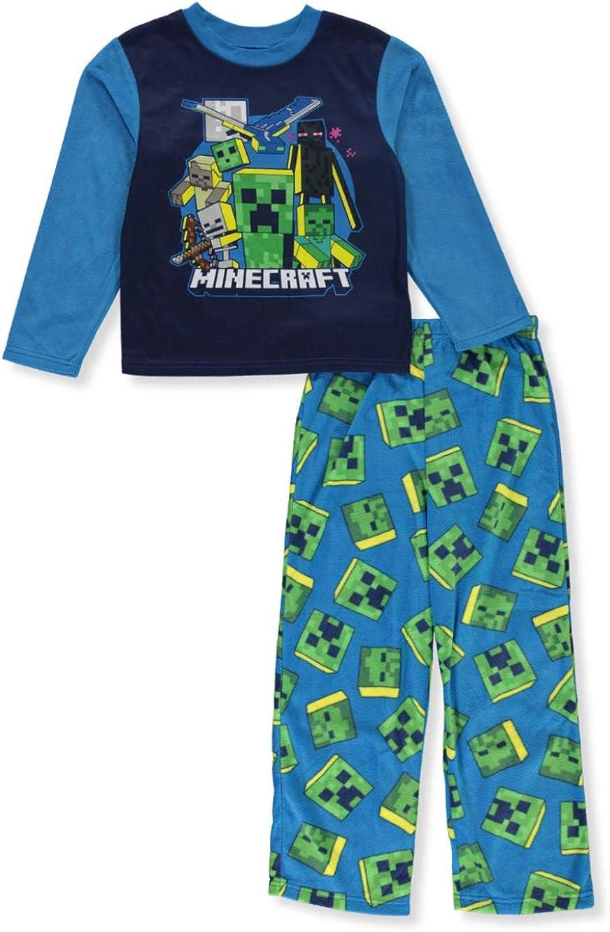 Minecraft Boys 2-Piece Pajama Set
