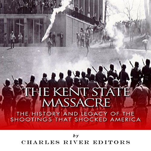 The Kent State Massacre audiobook cover art