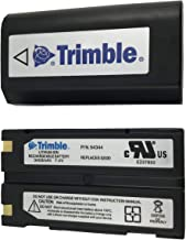 Trimble R8 2-Way Radio Battery Replacement for Trimble 52030 GPS Battery Li-Ion 7.4V 2600mAh