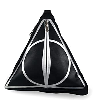 Groovy Harry Potter Backpack Deathly Hallows Borse