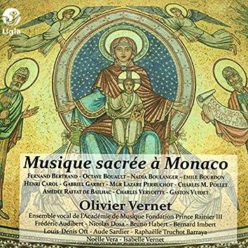 Musique sacrée à Monaco