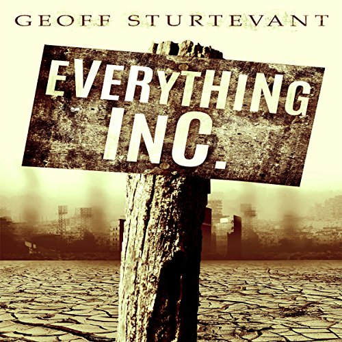 Everything Inc. audiobook cover art