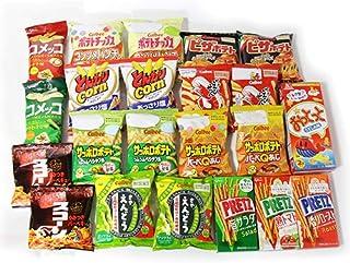 小袋スナック・プリッツ・コメッコ・おっとっとパリパリセット(14種・計22コ)