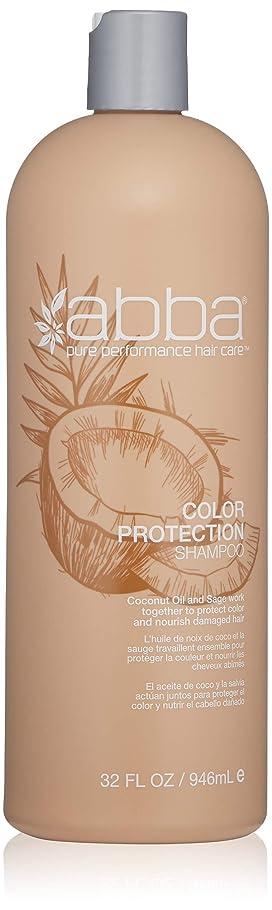 分離するガス調べるアバ Color Protection Shampoo 946ml/32oz並行輸入品