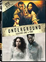 Underground Tv Series Season 01 / Underground Tv Series Season 02 - Set