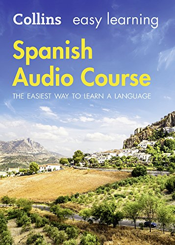 Spanish Audio Course (Collins Easy Learning Audio Course) (English and Spanish Edition)
