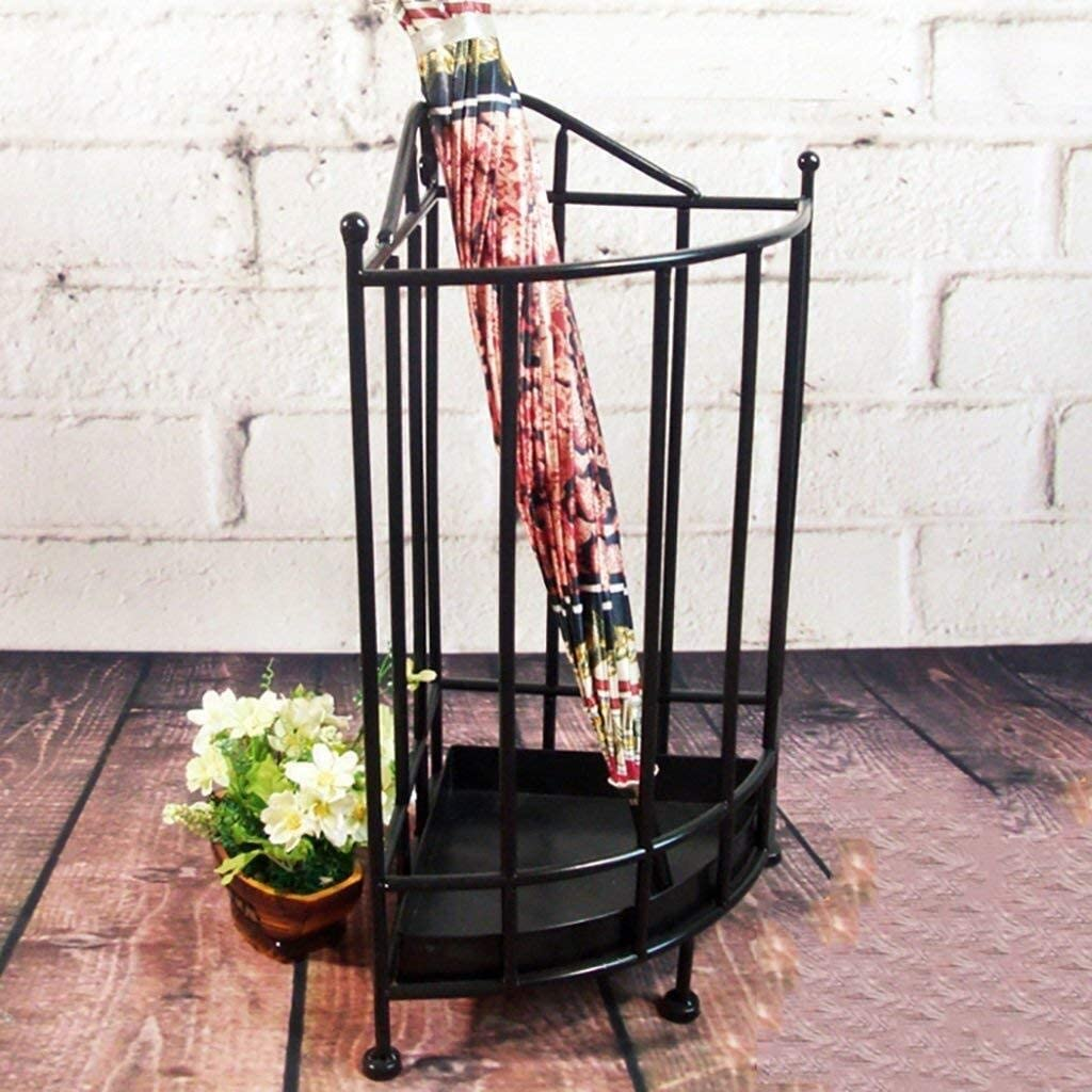 Umbrella Stand Europeanstyle NEW before selling Multifunctional Lobby online shop Hotel Iron Cr