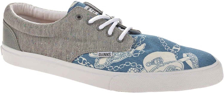 Djinns Sneaker Men CP Palms & Spots Nice Sneakers