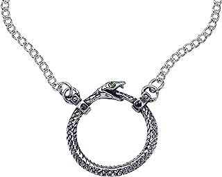 Alchemy of England Sophia Serpent Necklace