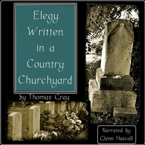 Elegy Written in a Country Courtyard audiobook cover art