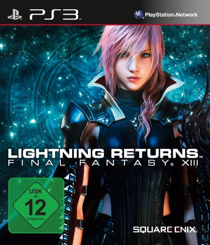 Lightning Returns - Final Fantasy XIII - PlayStation 3 - [Edizione: Germania]