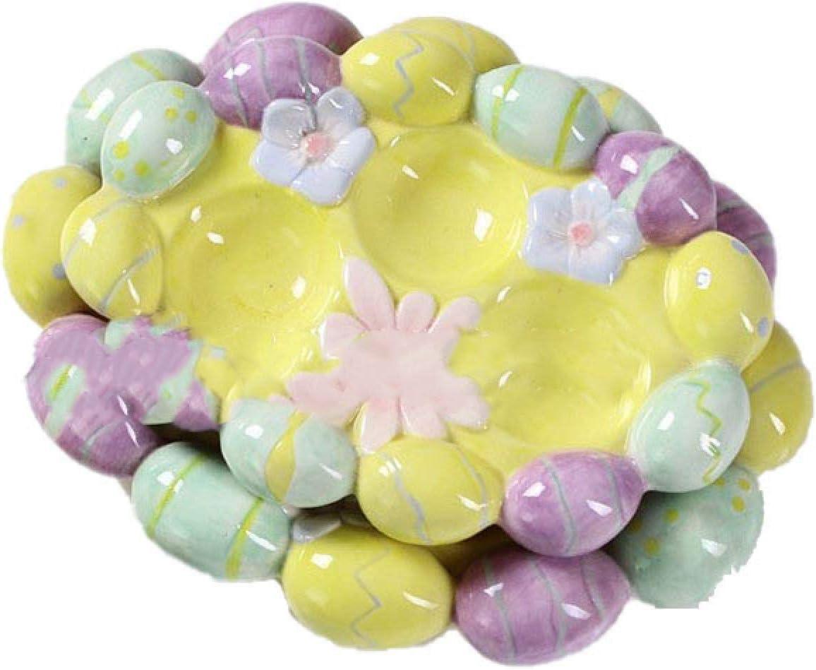 Egg Cup Holder Cups Ceramic creative holder pra Easter egg Omaha Mall Award-winning store