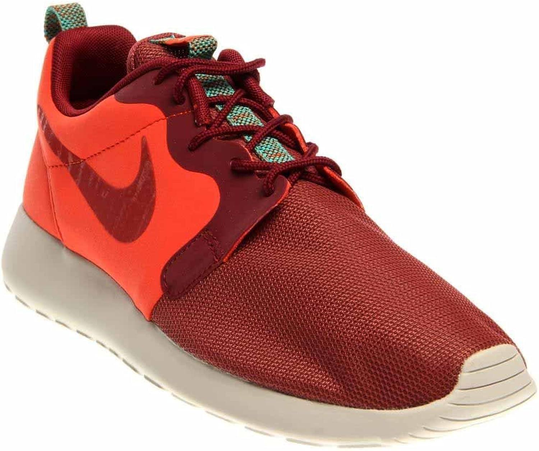 Nike Rosherun Hyp - orange Red-46-UK 11