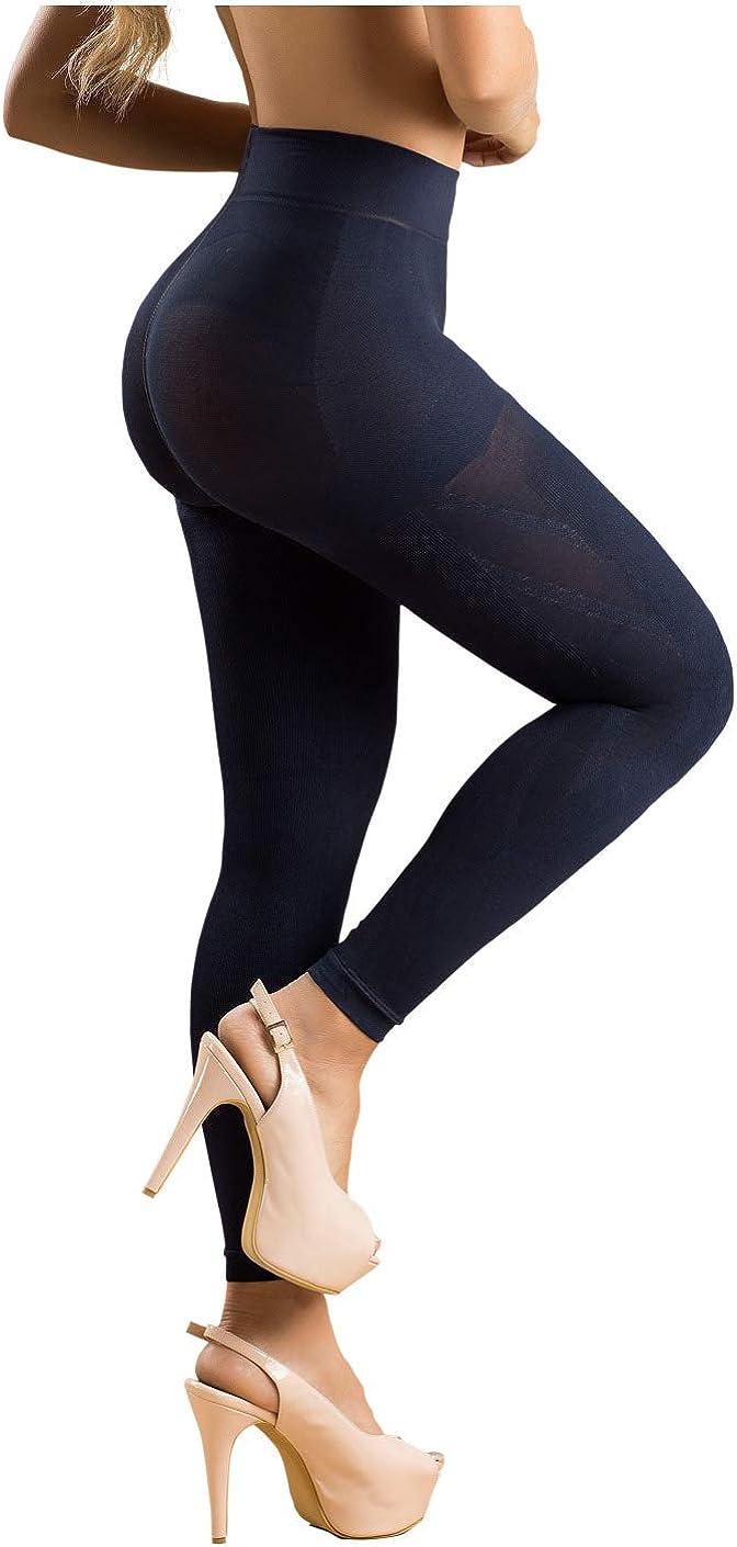 LT.Rose 21831 Butt Lifter Leggings Mid Waist Leg Warmers Ropa Deportiva Mujer